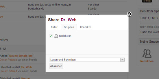 seafile-share-gruppe