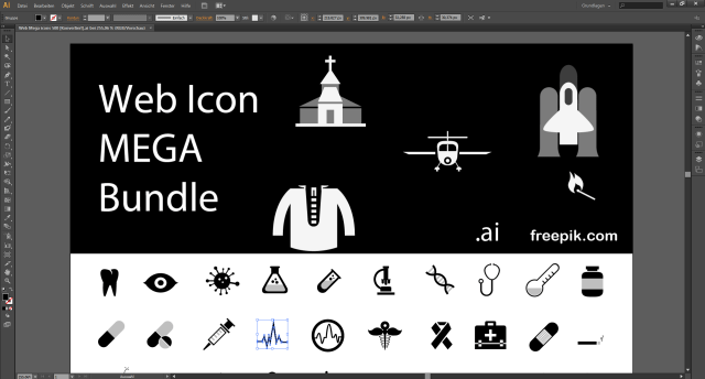 web-icon-mega-bundle